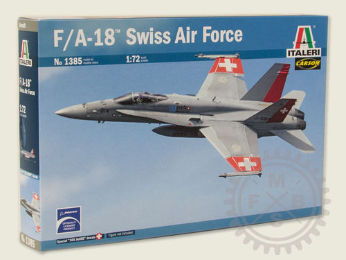 Italeri F/A-18 Swiss Air Force