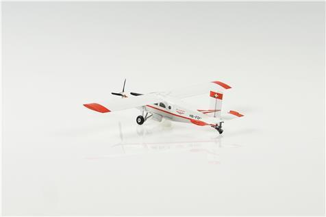 PC-6 Turbo Porter Air Glacier 1:72